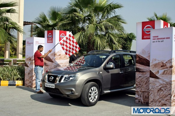 Nissan Terrano Son of the Soil Drive (9)