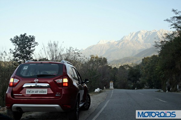 Nissan terrano anniversary Son of the Soil drive
