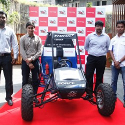 BAJA SAEINDIA 2015 Commences its Eighth edition