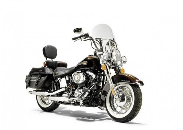 Pope benedict Harley Davidson 4