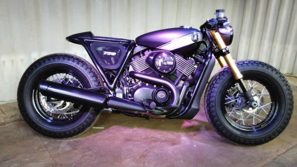 Rajputana Customs Harley Davidson 750 (6)