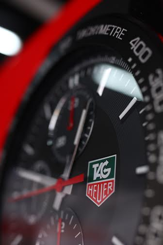 TAG Heuer Official Watch Supplier to Mahindra Racing Formula E team (2)