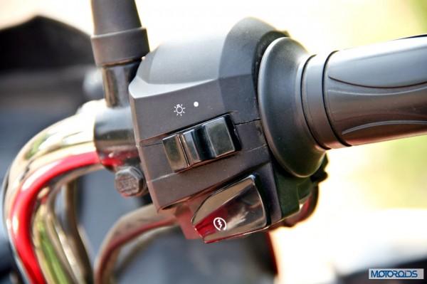 TVS Star City Plus switch-gear (1)