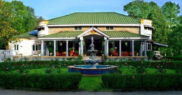 Taragarh palace hotel