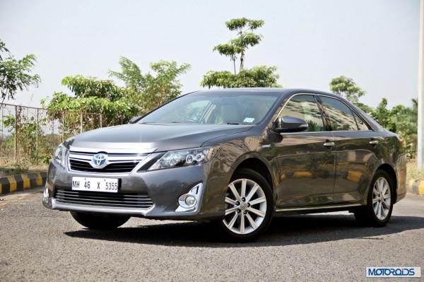 Toyota Camry Hybrid (14)
