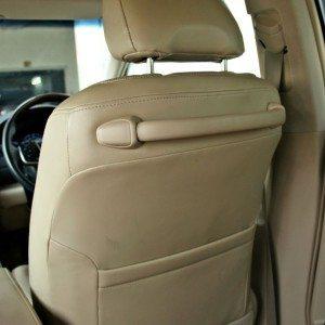 Toyota Camry Hybrid Seats (2)
