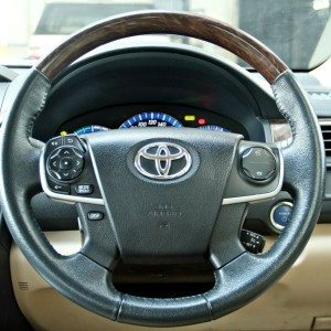 Toyota Camry Hybrid Steering