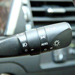 Toyota Camry Hybrid interior detail (16)