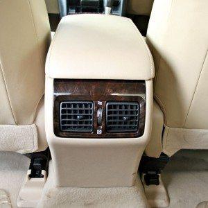 Toyota Camry Hybrid interior detail (5)