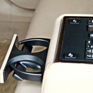 Toyota Camry Hybrid interior detail (7)