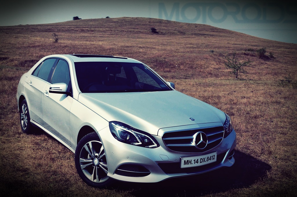 Next Gen Mercedes E Class For India Likely To Get Long