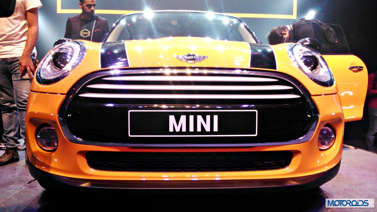 new car releases in indiaNew 2015 Mini India Launch  Official Release and Images From the
