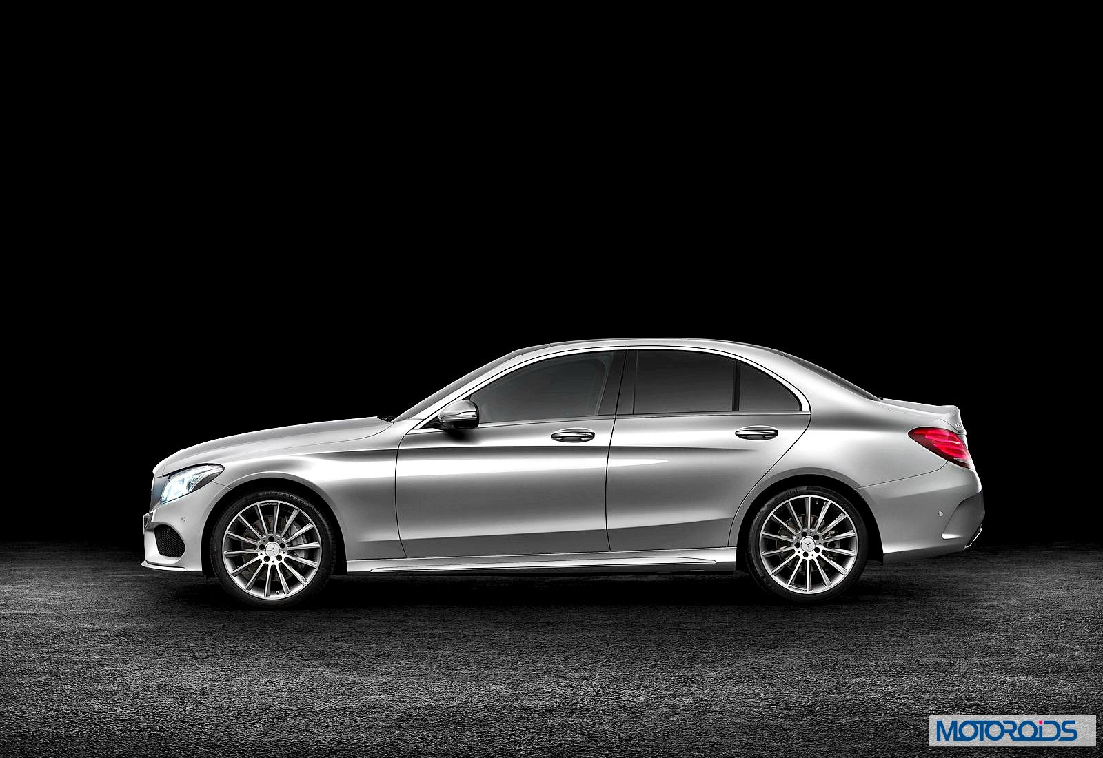 New 2015 mercedes c class india 2 for Mercedes benz c class price in india