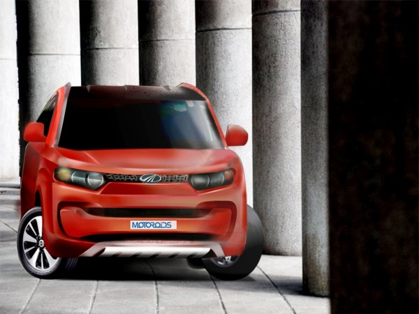 0 Upcoming cars 2015 Mahindra S101 Compact SUv