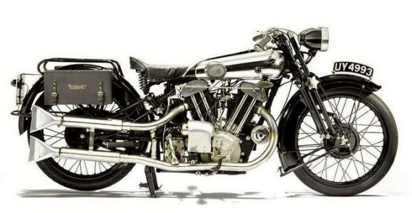 1929 Brough Superior SS100 (2)