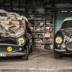 Treasure Hunt: Multi-million worth of vintage cars found rusting in French barn