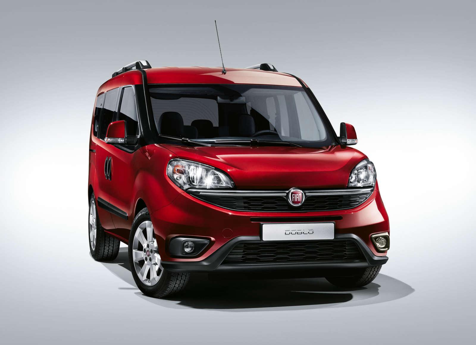 2015 Fiat Doblo unveiled in the UK; possible Ertiga ...