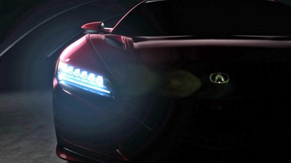 2016 Acura NSX prodcution version (2)