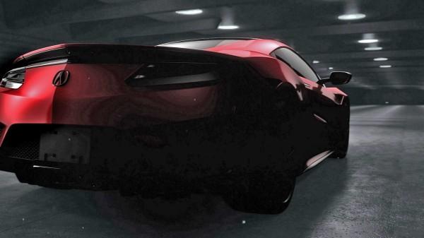 2016 Acura NSX prodcution version (3)