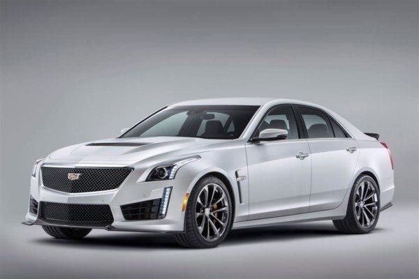 2016 Cadillac CTS V1 most powerful Cadillac