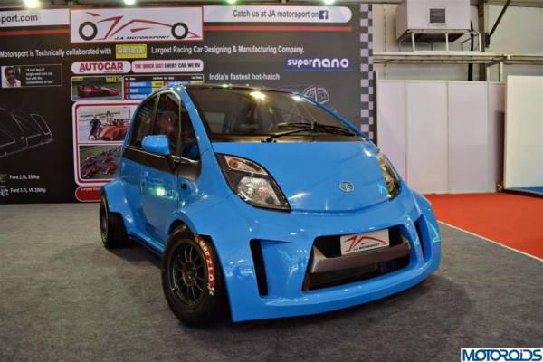 230 bhp Tata Nano