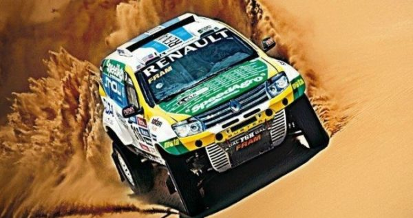 380bhp Renault Duster for Dakar (2)