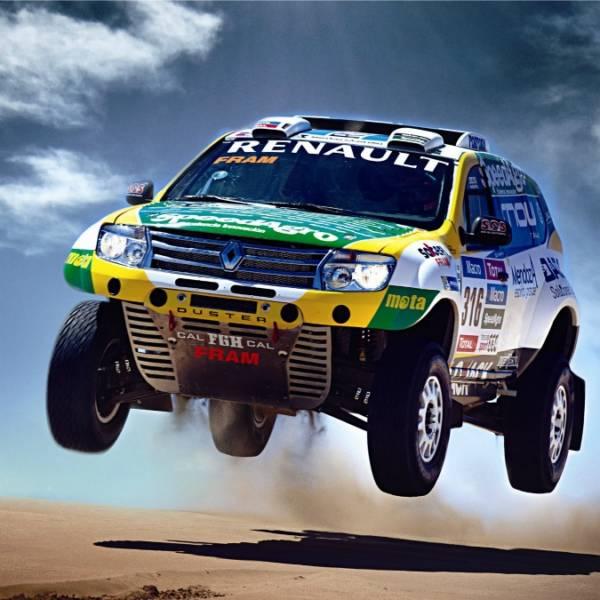 380bhp Renault Duster for Dakar (4)