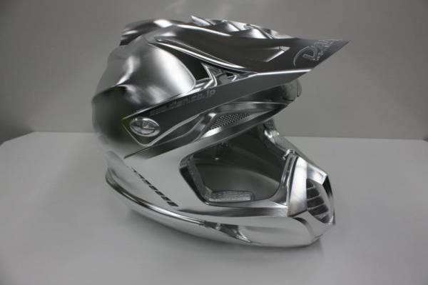 Aluminium Helmet - 1