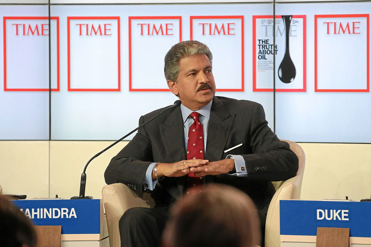 Anand Mahindra Appointed As Trustee For London S Natural