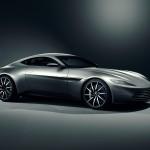 "Aston Martin DB10 to debut in 24th Bond film named ""Spectre"""