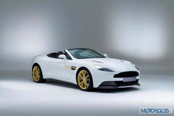 Aston Martin Works 60th Anniversary Limited Edition Vanqui - 1