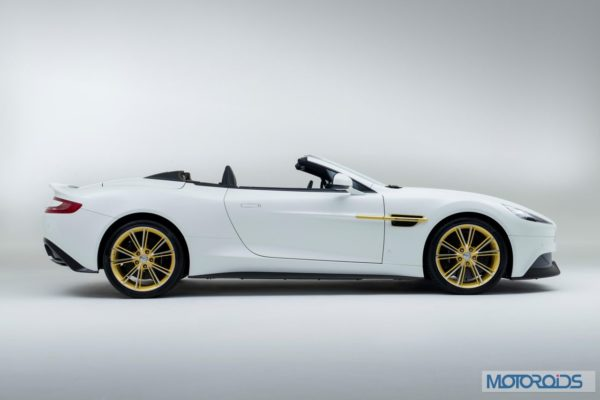 Aston Martin Works 60th Anniversary Limited Edition Vanqui - 3