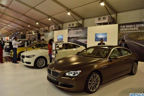 BMW 6 Series Gran Coupe India