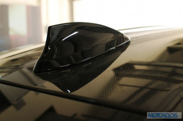 BMW M4 CFRP Roof