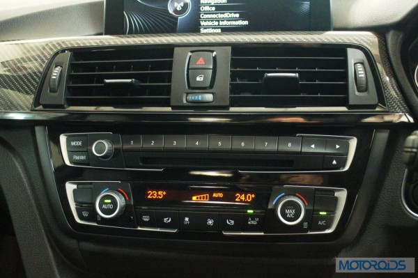 BMW M4 Center Console (2)