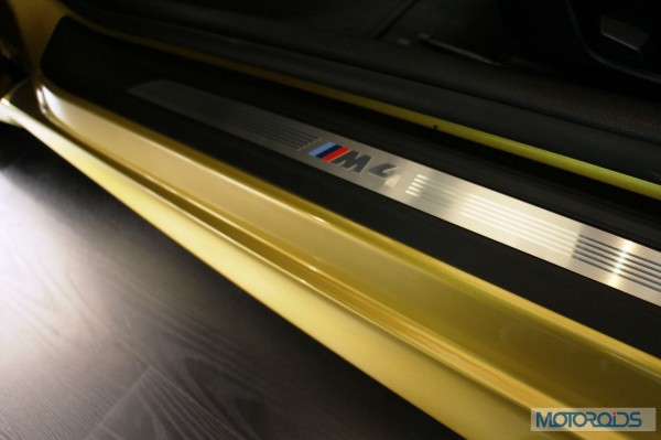 BMW M4 Door Sill