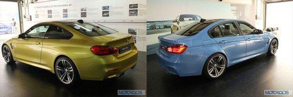 BMW M4 & M3