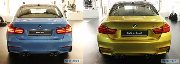 BMW M4 & M4 ass
