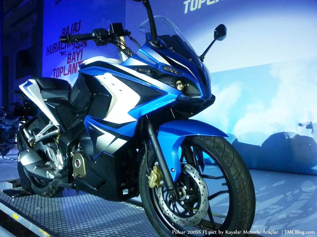 Bajaj Pulsar 200ss More Images From Turkey Motoroids