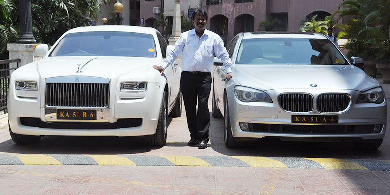 rags to riches: meet the barber who owns a rolls-royce | motoroids