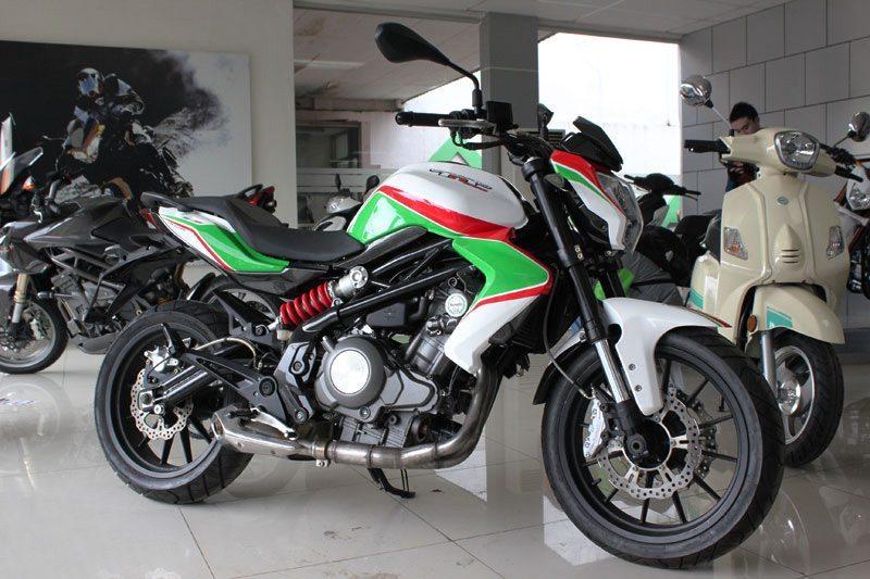 Benelli Tnt250 Motoroids Com
