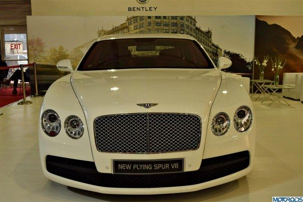 Bentley Continental Flying Spur V8 India (8)