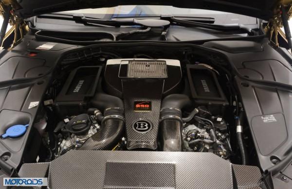 Brabus S63 AMG 850 satin gold (12)