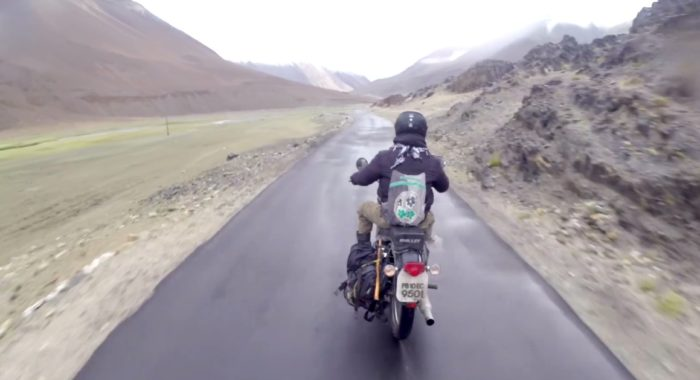 Tourists With Rental Bikes From Leh-Ladakh Stopped At Sarchu; Keys Snatched