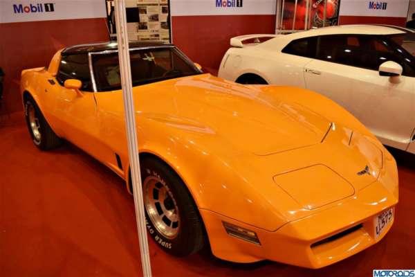 Corvette C3 India