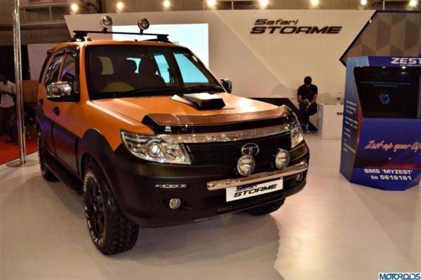 Custom Tata Safari (1)
