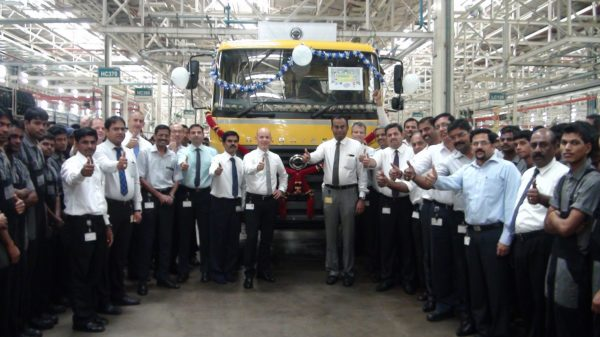 DICV rolls out 20000th truck (2)