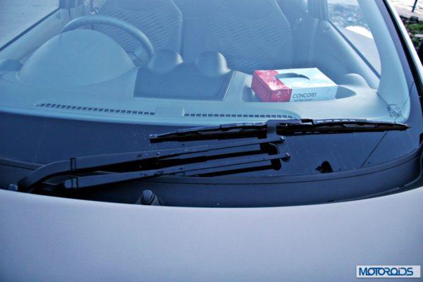 Datsun GO+front wiper