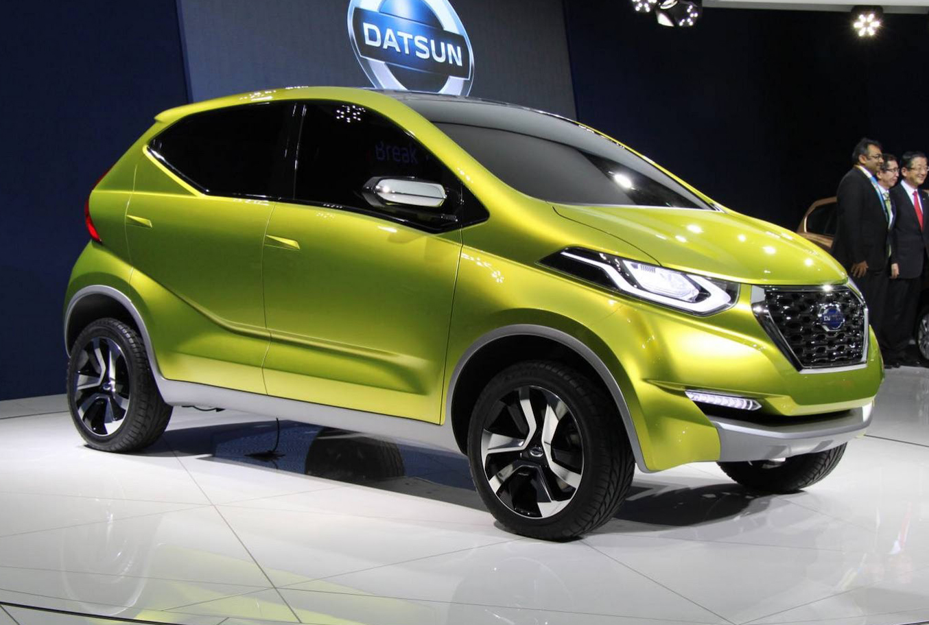 New Datsun Redi-GO Coming To India In May 2015; Will Be