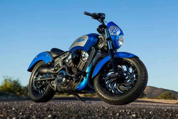 Dirty Bird Indian Scout (2)